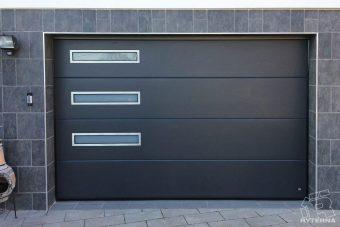 Sectional garage doors (8)
